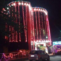 Hotel Great Periwal with NIght LIghts