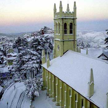 Shimla Short  Holiday Package
