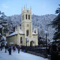 Manali Shimla Tour Packages by Volvo