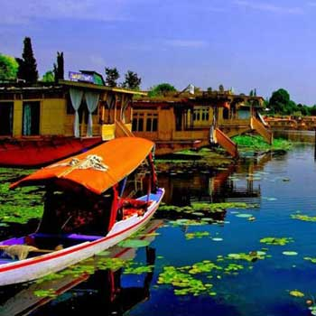 4/5 Days Tour Package Kashmir