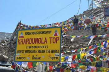 Tour Package of Srinagar & Leh