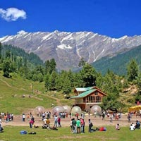Adventure Himachal Package