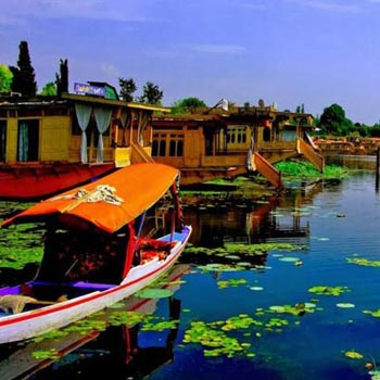 Kashmir Houseboat with Pahalgam Tour
