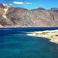 Majestic Ladakh with Pangong Lake Tour