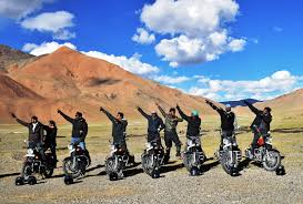 Ladakh Biking Tour – Offbeat Tracks