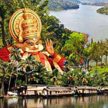 Kerala With Flights Ex- Mumbai Tour