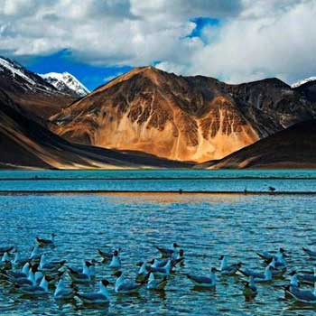All Of Ladakh – (Srinagar-Leh- Manali) Delhi