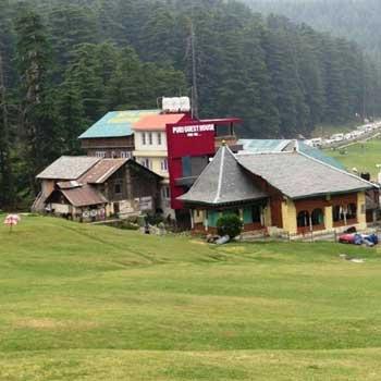 Himachal-Manali & Dharamshala 06 Nights/07 Days