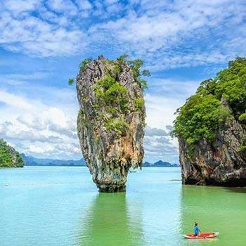 Phuket, Krabi, Pattaya & Bangkok 8 Nights/9Days Package