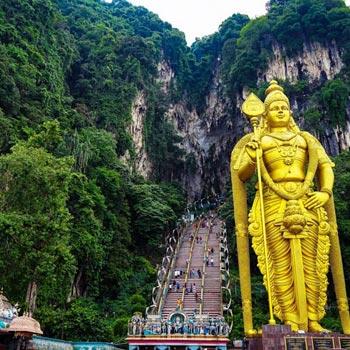 Batu cave and Putrajaya tour