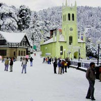Rajkot Manali Package