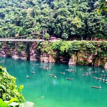 Shillong Trip Economy (0 - 2 star hotel) Tour