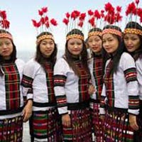 Mizoram Tour Package