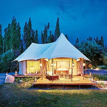 TUTC Kohima Luxury Camp Tour