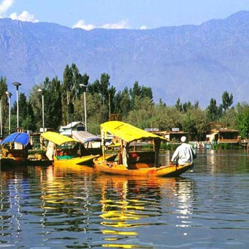 Enchanting Kashmir Package