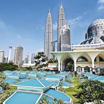 Singapore & Malaysia Combo Package