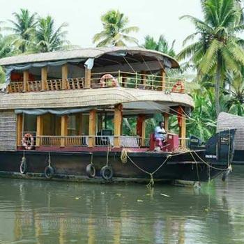 Kerala Honeymoon 05 Nights/06 Days Package