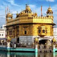 Golden Triangle With Golden Temple Tour 6 Nights / 7 days