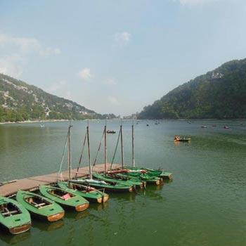 Lake Nainital Tour