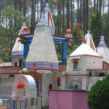 Binsar Mahadev Temple Tour