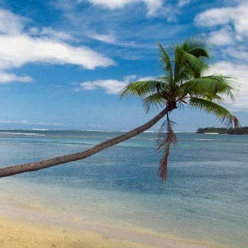 Pristine Fiji with Australia Tour