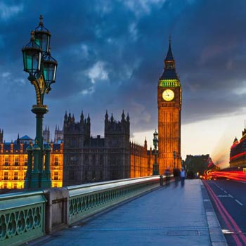 5 Nights In London (Online Special) Package