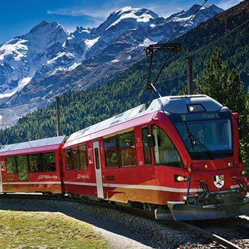 Swiss Rail Packages