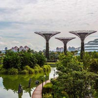 Serene Singapore With 2 Nights Cruise Tour