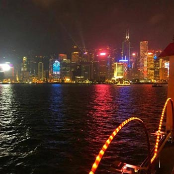4 Night Hong Kong with 1 Night Macau Tour