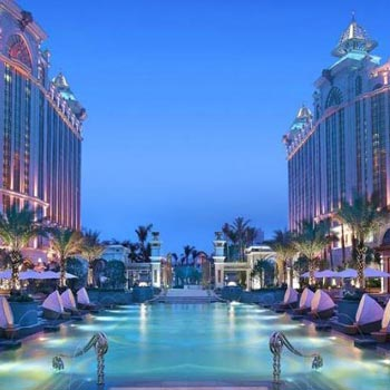 5 Nights in Macau Daytime skyline Tour