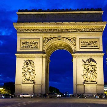5 Nights In Paris (Online Special) Package