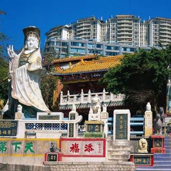 The Best of Hong Kong Macau & Cruise Tour