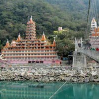 Haridwar Rishikesh temple Tour