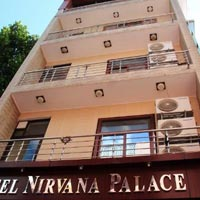 Rishikesh excursion with stay in Nirvana Palace Hotel