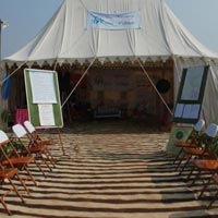 Unique holiday tour with Rajasthan Royal Desert Camp