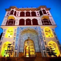 Jaipur excursion with Hotel Umaid Mahal