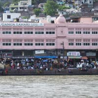 Haridwar tour with stay in Ganga Lahiri Hotel