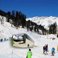 Manali Volvo Tour Package ( 5 Nights / 6 Days )