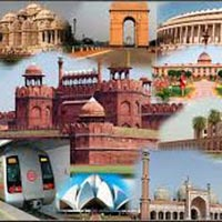 Delhi - Agra - Jaipur Tour ( 4 Nights / 5 Days )
