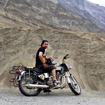 Lahaul Spiti Valley Bike tour 2017