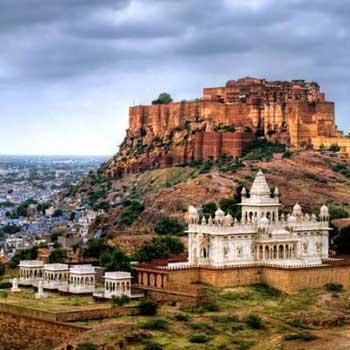 Jodhpur - Chandigarh - Manali - Chandigarh - Jodhpur Tour Package