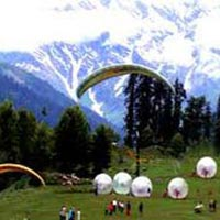 Adventure Himachal Group Tour Package 2018