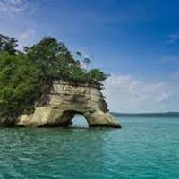 Stay = 4 Nights (Port Blair), 1 Night (Havelock), 1 Night (Neil Island)