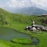 Delhi - Shimla - Manali - Dharamsala 9Nights/10Days Tour
