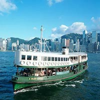 Hong Kong with Ocean (Land Package Only) Tour