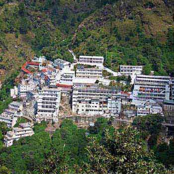 8N9D- Kashmir With Vaishno Devi Tour