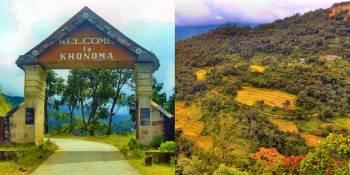 The Kohima War Cemetery Tour