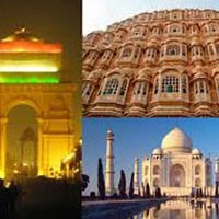 4N&5D Jaipur Agra Delhi  Tour