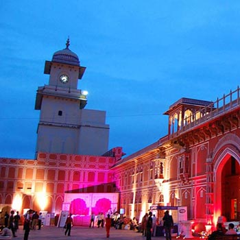 Jaipur Bharatpur Agra Tour