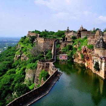 Delhi-Udaipur-Chittaurgarh-Delhi (By Train)